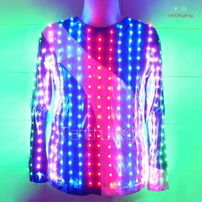 TC-038 LED T Shirt