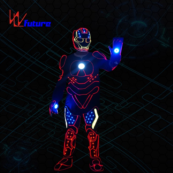 LED Iron man is coming...
