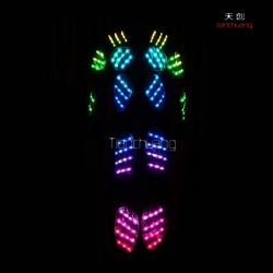 TC-014 full color led jumpsuit