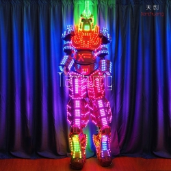 TC-0138 Led Robot Costume