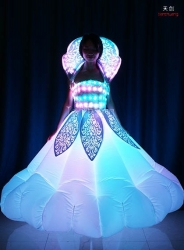 TC-0179 LED dress