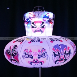 TC-0191 Full color LED  Chinese the dress performance costume