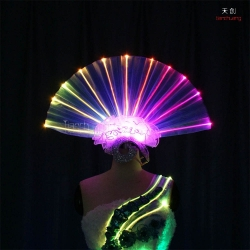 TC-0175 full color LED light up headwear