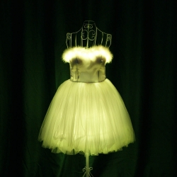 TC-0169 LED short glowing dance dress Skirt