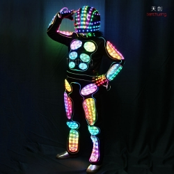 TC-0152 LED Optic Costumes
