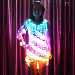 TC-089 led dress